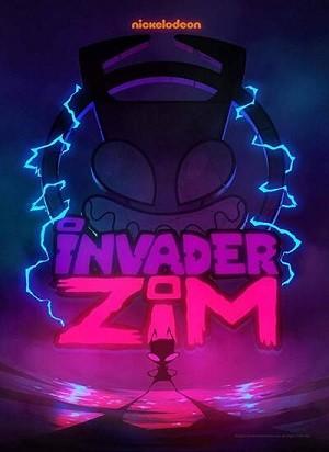 دانلود انیمیشن زیم مهاجم Invader ZIM 2019
