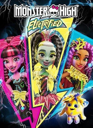دانلود انیمیشن دبیرستان هیولا 2017 Monster High دوبله فارسی