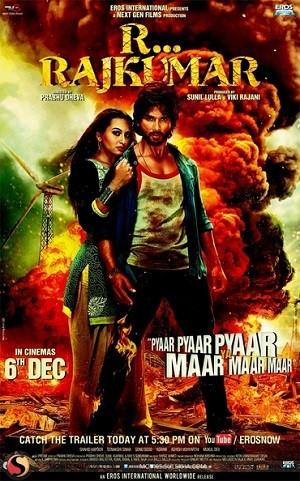 دانلود فیلم R Rajkumar 2013 دوبله فارسی