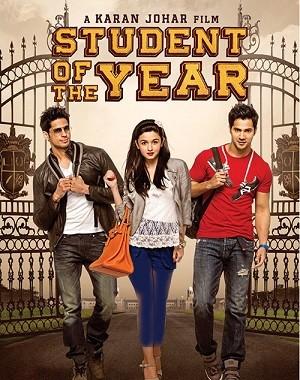 دانلود فیلم Student of the Year 2012 دوبله فارسی