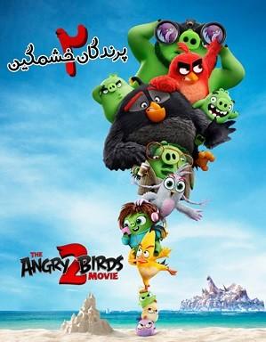 دانلود انیمیشن پرندگان خشمگین 2 2019 The Angry Birds Movie