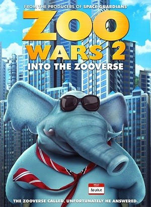 دانلود انیمیشن جنگ های باغ وحش 2 Zoo Wars 2019