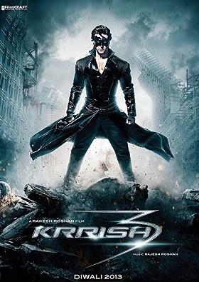 دانلود فیلم هندی کریش 3 Krrish 3 2013 دوبله فارسی