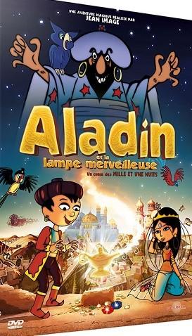 دانلود انیمیشن علاءالدین Aladdin and His Magic Lamp 1970