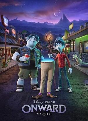 دانلود انیمیشن به پیش 2020 Onward