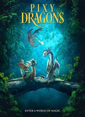 دانلود انیمیشن 2019 Pixy Dragons