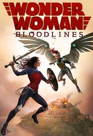 دانلود انیمیشن 2019 Wonder Woman Bloodlines