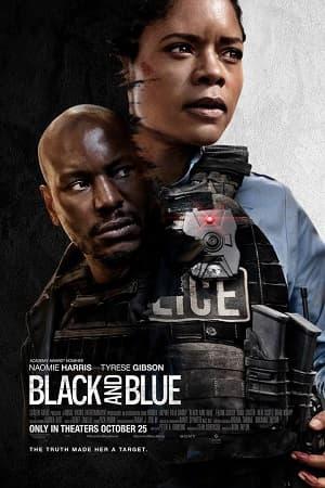 دانلود فیلم 2019 Black and Blue سیاه و آبی