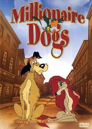 دانلود انیمیشن Millionaire Dogs 1999