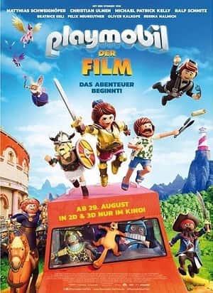 دانلود انیمیشن پلی موبیل 2019 Playmobil