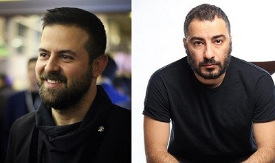 هومن سیدی و نوید محمدزاده