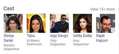 دانلود فیلم هندی Drishyam 2015
