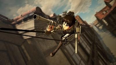 دانلود بازی Attack on Titan 2