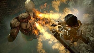 دانلود بازی Attack on Titan 2 حمله به تایتان 2