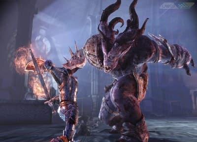 تصویر بازی Dragon age origins