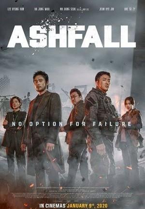 دانلود فیلم باران خاکستر Ashfall 2019