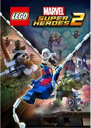 دانلود بازی LEGO Marvel Super Heroes 2