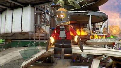 دانلود بازی LEGO Marvel