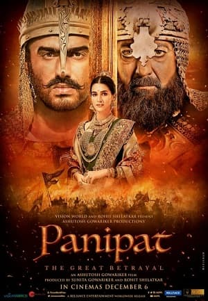 دانلود فیلم پانی پت Panipat 2019