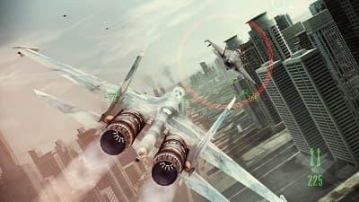 دانلود بازی Ace Combat Assault Horizon برای کامپیوتر
