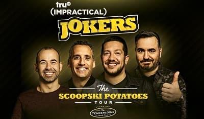 دانلود فیلم Impractical Jokers 2020