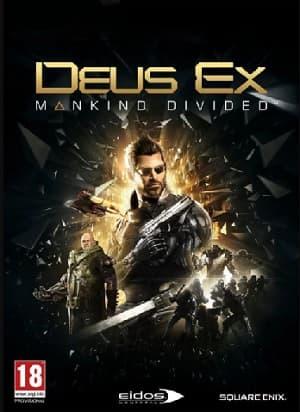 دانلود بازی Deus Ex Mankind Divided