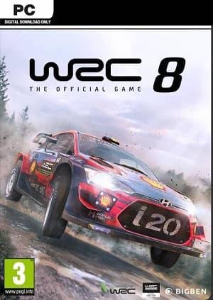 دانلود بازی WRC 8 FIA World Rally Championship