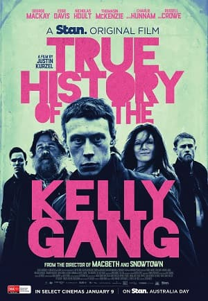 دانلود فیلم True History of the Kelly Gang 2020