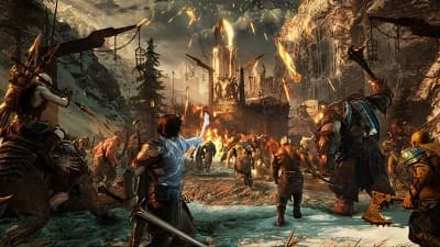 دانلود بازی Middle earth Shadow of War Definitive Edition