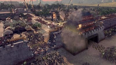 دانلود بازی Total War Three Kingdoms