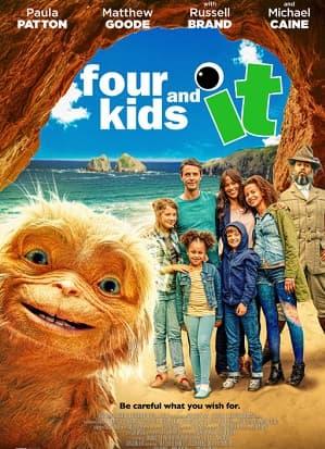 دانلود فیلم Four Kids and It