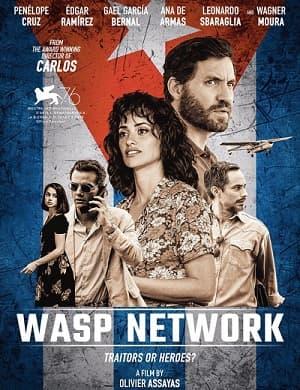 دانلود فیلم Wasp Network 2019 شبکه زنبوری