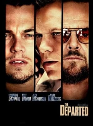 دانلود فیلم The Departed 2006 رفتگان