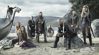 دانلود سریال Vikings , دانلود سریال خارجی