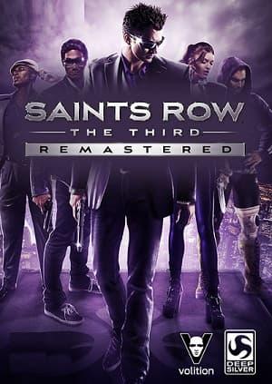 دانلود بازی Saints Row 3 Remastered