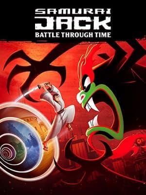 دانلود بازی Samurai Jack Battle Through Time