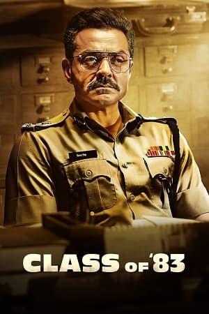 دانلود فیلم هندی Class of 83 2020