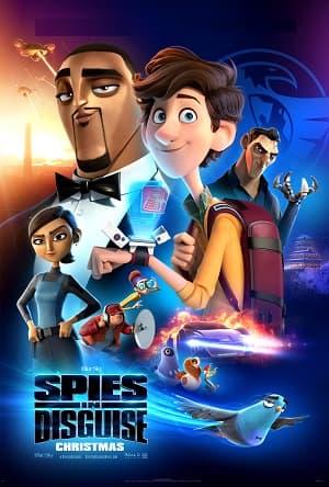 دانلود انیمیشن Spies in Disguise