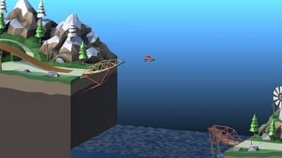 دانلود بازی Poly Bridge 2