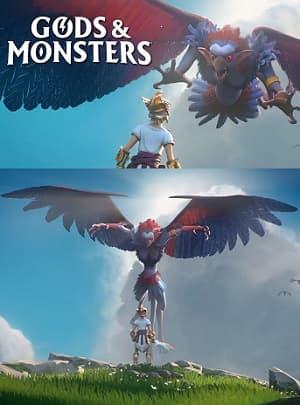 دانلود بازی Gods and Monsters