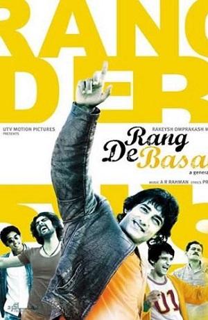 دانلود فیلم هندی Rang De Basanti 2006