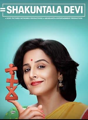 دانلود فیلم هندی Shakuntala Devi 2020