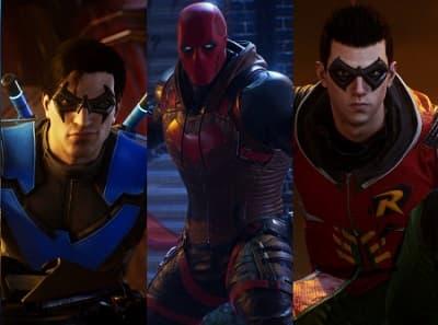 دانلود بازی Gotham Knights