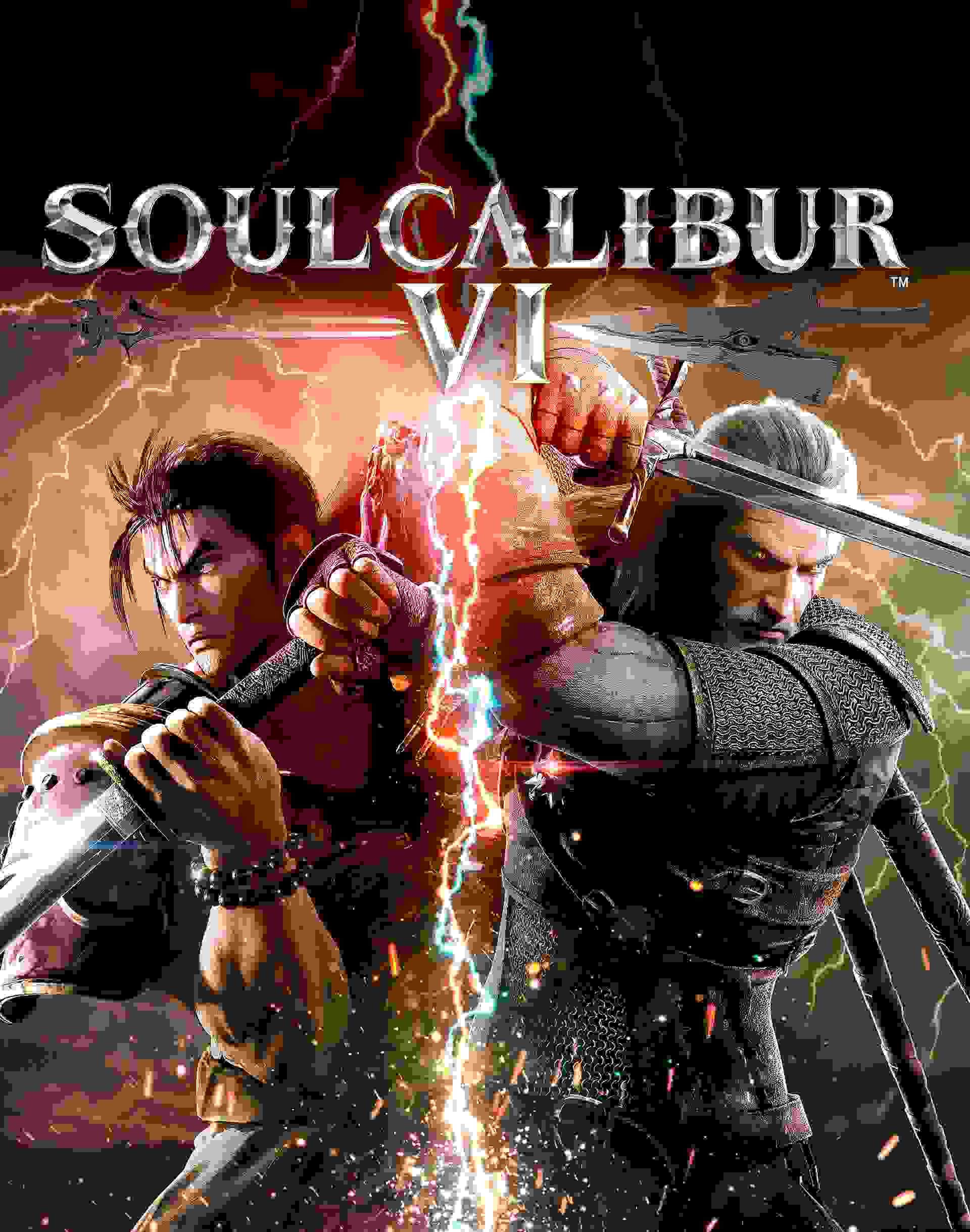 دانلود بازی SoulCalibur VI