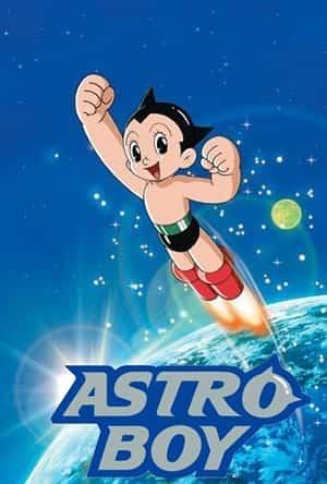 دانلود انیمیشن Astro boy پسر فضایی