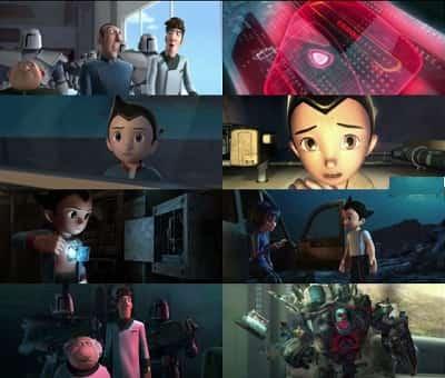 دانلود انیمیشن Astro boy