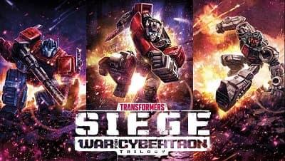 دانلود انیمیشن Transformers War for Cybertron 2020